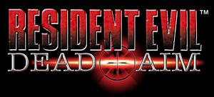 Resident Evil - Dead Aim.png