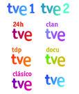 TVE 2008 Logos
