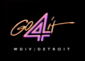 WDIV (1980s-1994) Go 4 It!
