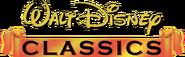 Walt DIsney Classics 1997-1999 Print Logo Transparent