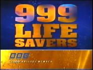 BBC 999 1995 END CARD