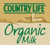 Country Life Organic Milk