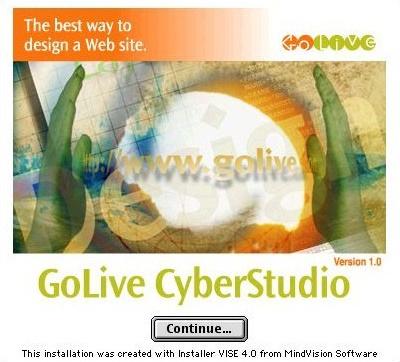 Adobe GoLive/Other