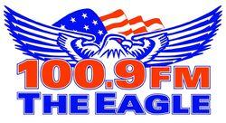 KXGL 100.9 FM The Eagle.jpg