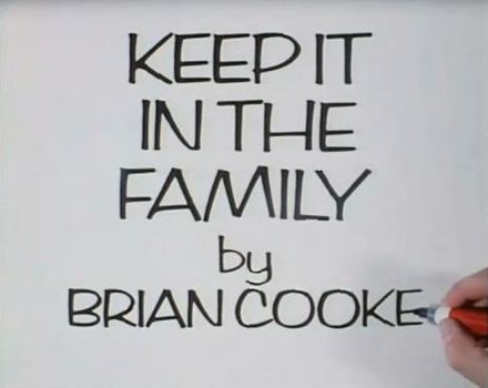 Keep it in The Family (1980 British sitcom)