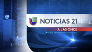 Kftv noticias univision 21 11pm package 2013
