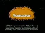 Nickelodeon Production Rugrats 2000