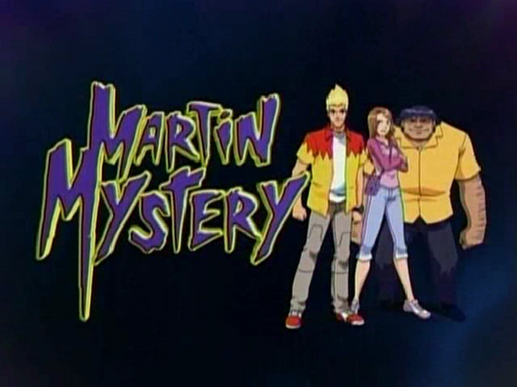 Martin Mystery