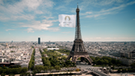 Paris2024 EiffelFlag