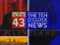 WUAB 1997 The 10PM News 3
