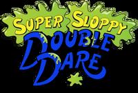 Super Sloppy Double Dare blue logo
