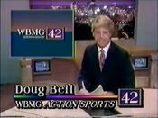 WBMG Action News 42 Sports Doug Bell