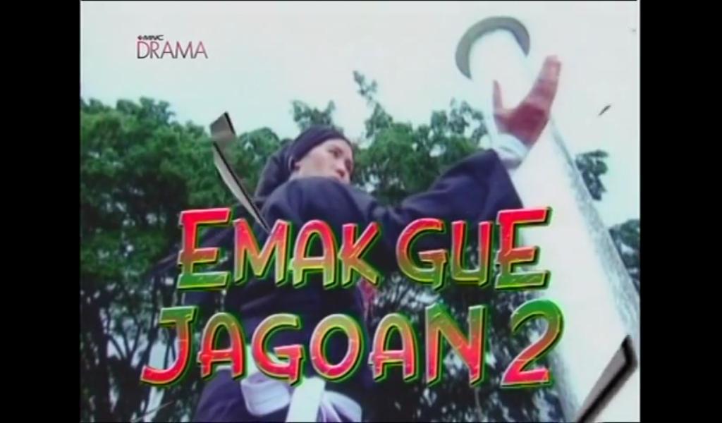 Emak Gue Jagoan 2