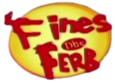Phineas and Ferb - logo (Albanian)