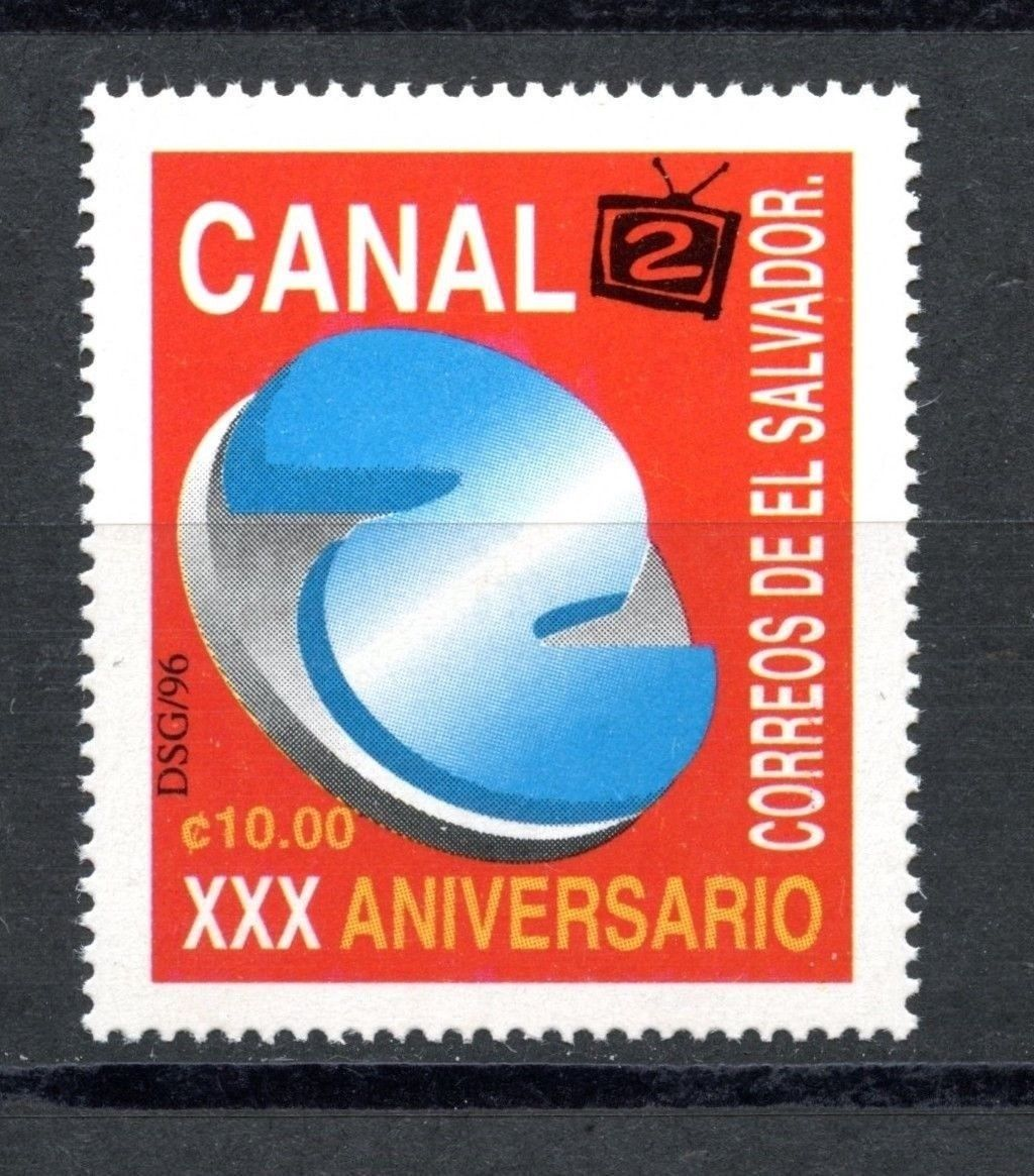 Canal 2 (El Salvador)/Anniversary