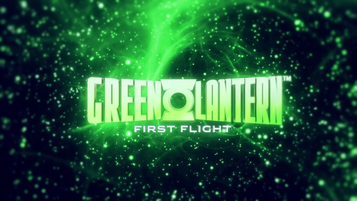 Green Lantern: First Flight (animated film)