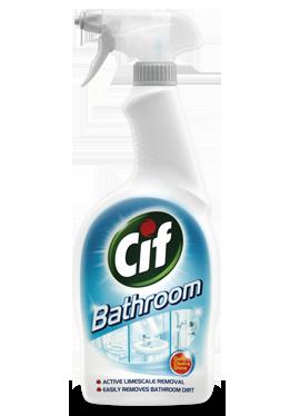 Cif Bathroom