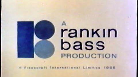 A Rankin Bass Production (1969) Company Logo (VHS Capture)