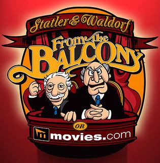 From the Balcony (Statler and Waldorf)