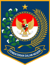Logo of the Ministry of Home Affairs of the Republic of Indonesia.png