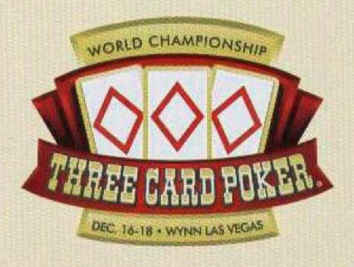 2005 National Three Card Poker Championship