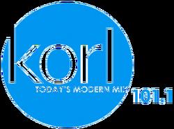 KORL FM Honolulu 2011.png