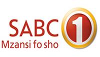 New logo - SABC 1
