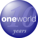 Oneworld 10 Year-Aniversary svg