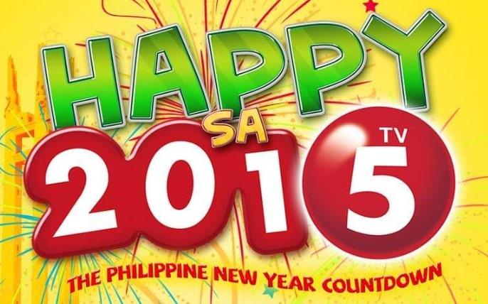 TV5 (Philippines)/New Year