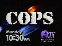WXIX COPS 1993 ID
