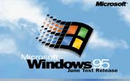 Windows 95 RC1 Bootscreen (June 1995)