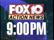 Action News 10 9PM Promo 1996