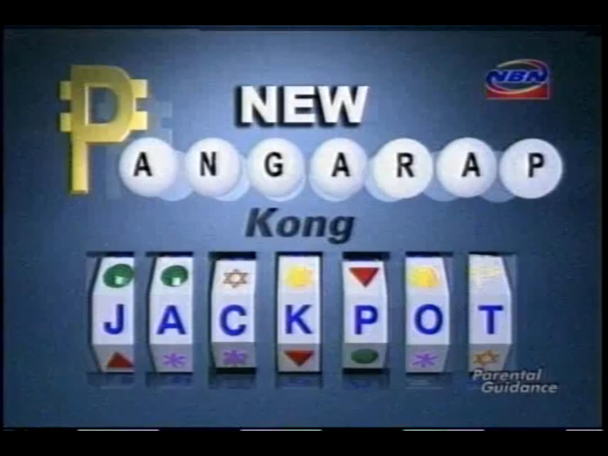 Ang Pangarap Kong Jackpot