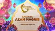 Bumper ID Card Indosiar Azan Maghrib Ramadan 2021