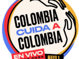 Colombia Cuida a Colombia (live)