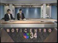Kmex noticentro 34 opening 1990