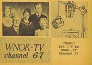 Mama1958 TV GUIDE AD