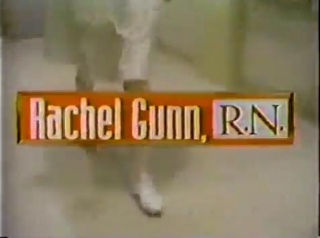 Rachel Gunn, R.N.