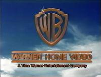Warner Home Video - Twister (1996 VHS and LaserDisc)