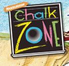ChalkZone logo with 1984-2009 Nickelodeon logo