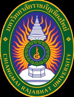 Chiang Mai Rajabhat University Logo.png