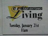 News 4 San Antonio Living Promo 1997