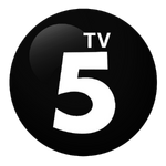 TV5 Print Logo (2010-2018)