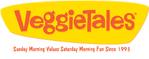 VeggieTales Logo 2 c Sunday Morning Values Saturday Morning Fun Since 1993
