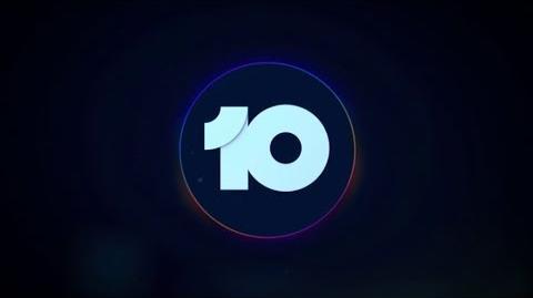 Channel 10 2018 Ident - Light