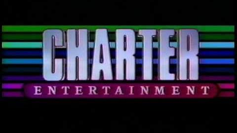 Charter Entertainment VHS Logo