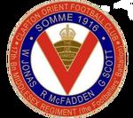 Clapton Orient FC logo (April 2015)
