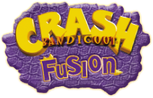 Crash Bandicoot Fusion Logo.png