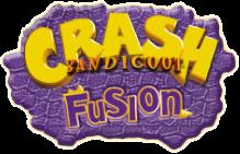 Crash Bandicoot Fusion Logo.png