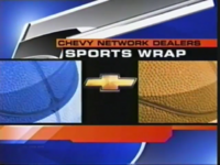 WEWS Chevy Network Dealer Sports Wrap